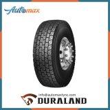 Radial de acero de neumáticos tubeless R13-R22, R17.5-R24,5, R25-R57 con la certificación de la UE