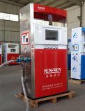 Nuevo dispensador del GASERO de la alta exactitud del diseño 2017 para la estación del reaprovisionamiento del gas