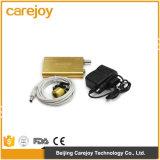 Portable LED amarillo de la luz de faro para el Binocular Loupe-Alisa Médico Quirúrgico Dental