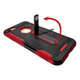 Móvil de TPU+PC/accesorio del teléfono celular para el iPhone 8