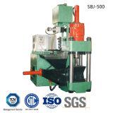 Machine van de Briket van het Schroot van het Metaal van de Pers van het Briketteren van het Schroot van het koper de Hydraulische-- (Sbj-500)