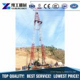 preço giratório hidráulico do Portable do equipamento Drilling de núcleo de 3000m