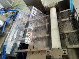 Empaquetadora de Papercard del lacre del rodillo del PVC
