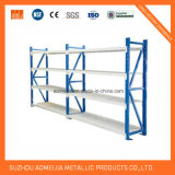 Lager-justierbares Stahlspeicher-Ladeplatten-Zahnstangen-Regal