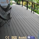 Im Freien WPC hölzernes zusammengesetztes Antioxidansprofil der Qualitäts-für Fußboden