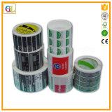 カスタム安いペーパー印刷のステッカー