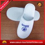 中国の航空会社の卸売のためのテリータオルの使い捨て可能なスリッパ