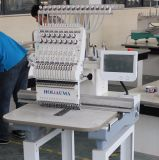 Uma máquina de bordado computadorizada Domesti Pac máquina de bordado retilínea uniforme como irmão