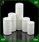 PET 200ml Plastikmedizin-Flasche mit Plastikschutzkappe