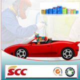 Fabrik-Zubehör preiswerte Acrylice flüssige 1k Beschichtung Basecoat