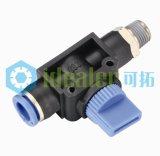 Klep de van uitstekende kwaliteit van de Hand met CE/RoHS/ISO9001 (HVC06-01)