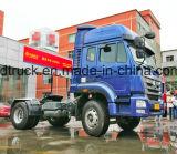 Dg/Rhd 6X4 380CV/HOHAN HOWO Tractor pesado camión tractor/cabeza