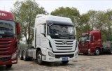 Caminhão novo do trator de Hyundai 6X4 com caixa de engrenagens de Zf e o retardador hidráulico