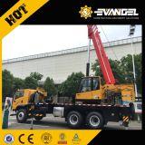Sany 25tonne de la Chine grue hydraulique STC250s