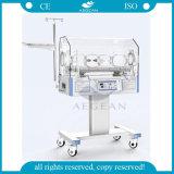 Incubadora do infante do bebê do equipamento do hospital de AG-Iir001A