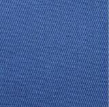 均一作業摩耗のための綿ポリエステルファブリックあや織り150tcの青