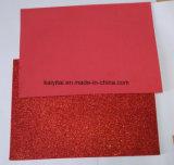 Folha fina relativa à promoção da espuma de EVA do Glitter da qualidade