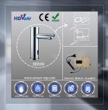 Projeto de pilar Base de lavagem com bico integrado Torneira de sensor de infravermelho automático