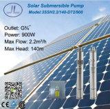 1000W 3in 잠수정 DC 태양 관개 펌프, 깊은 우물 펌프