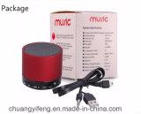 Altofalante de Bluetooth da música a mais quente da qualidade superior mini com sustentação do cartão de FM Radio/LED Light/TF