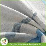 100% de poliéster de alta qualidade Thermal Eyelet Voile Curtains