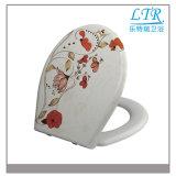 Xiamen-Lieferanten-europäischer gedruckter nach Maß Toiletten-Sitz