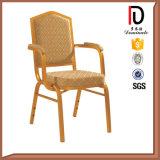 フォーシャンの鋼鉄背部アーム宴会の椅子(BR-A139)
