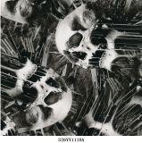 Numéro S23yy1007b de configuration de crâne de film d'impression de transfert de l'eau du best-seller