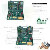 28PCS de Reeks van de Hulpmiddelen van de Hand van de Reparatie van het huishouden met S2 Cr-V Materiaal
