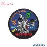 Emblema bordado Custom Logo Bordado Patch Lapel Pin