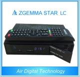 하이테크 DVB-C 하나 케이블 조율사 Zgemma 별 LC 리눅스 OS Enigma2 유선 텔레비전 상자