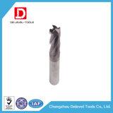 Strumenti di carburo solidi eccellenti del laminatoio di estremità del tungsteno di qualità