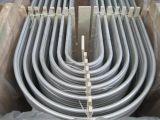 Tubo del acero inoxidable del cambiador de calor