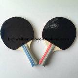 高品質のゴム製スポンジの卓球のかい