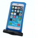 Bolso impermeable del teléfono de la bicicleta del sostenedor universal del montaje para el iPhone