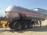 Reboque maioria de China Hotsales 3axles 56m3 Q370 24mt LPG
