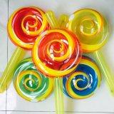 Faimly los regalos del banquete de cumpleaños para niños inflable de juguete de caramelo