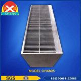 Kundenspezifischer Aluminium kombinierter Kühlkörper mit hohe Wärme-Zerstreuung