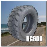 El OEM para el lince diagonal sólido industrial del neumático del neumático/de la carretilla elevadora de XCMG cansa L-6
