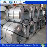 Tôle d'acier galvanisée plongée chaude dans des bobines de bobines/bobines de Gi/HDG avec le prix bon marché de bonne qualité