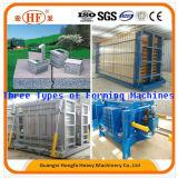 Machine de fabrication de panneaux de panneaux PET