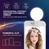 New Selfie Ring Light pour téléphone (rk17)
