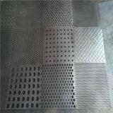 precio de fábrica la chapa perforada de acero inoxidable de 4 mm de espesor China Proveedor