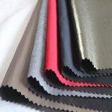 Lavado de nylon spandex verificar estampado en la plata (SL21097-1)