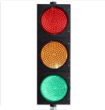 Feu vert jaune rouge des feux de signalisation DEL