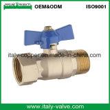 Vávula de bola vendedora caliente del extremo de la compresión del Ce (AV-BV-2029)