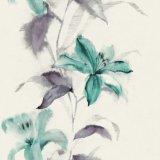 China-preiswerte Preis-Tinte, die schöne Blume Belüftung-Tapete für Wände anstreicht