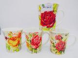 De uitstekende Ceramische Mokken van het Ontwerp van de Kwaliteit Chinese voor de Gift van de Valentijnskaart