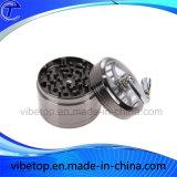 中国の製造業者のエクスポートのタバコのツールアルミニウムまたは亜鉛合金の粉砕機