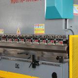 Freno elettroidraulico della pressa di CNC del acciaio al carbonio di Wd67k 200t/3200mm